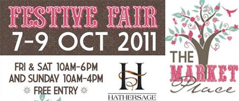 Festive Fair Market 2011