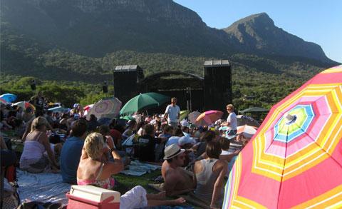 Kirstenbosch Concerts 2011/2012 Season