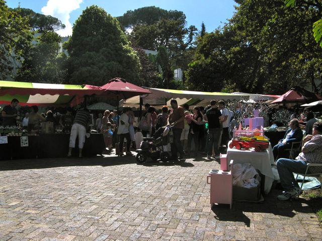 Stellenbosch 'Slow' Market (Stellenbosch)