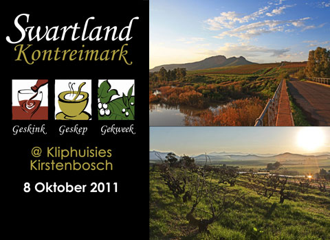 Swartland Country Market at Kirstenbosch