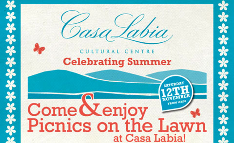 Casia Labia launches 'Picnics on the Lawn'