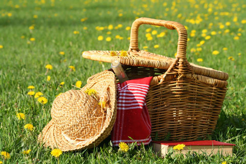 Cape Town Picnic Guide 2011/2012: Picnic Baskets