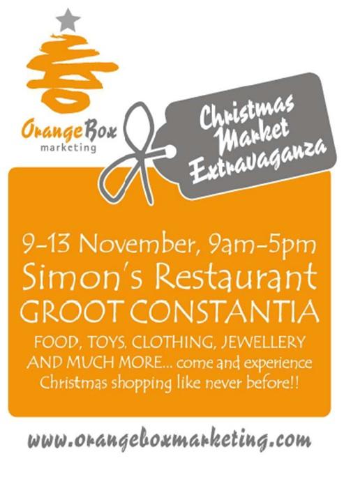 Simon's Restaurant 'Christmas Market Extravaganza'