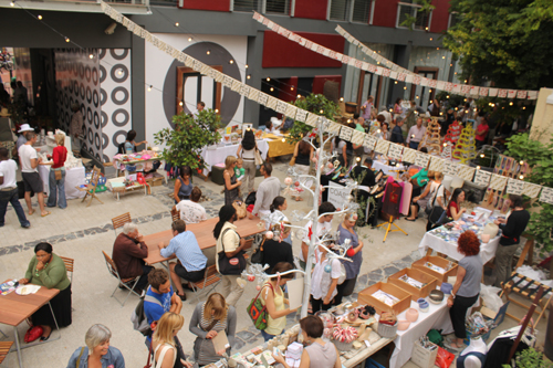 Designer-Maker Christmas Market 2011