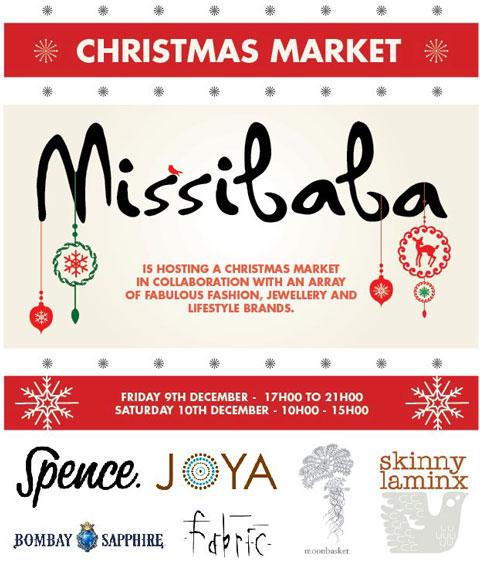 Missibaba Christmas Market