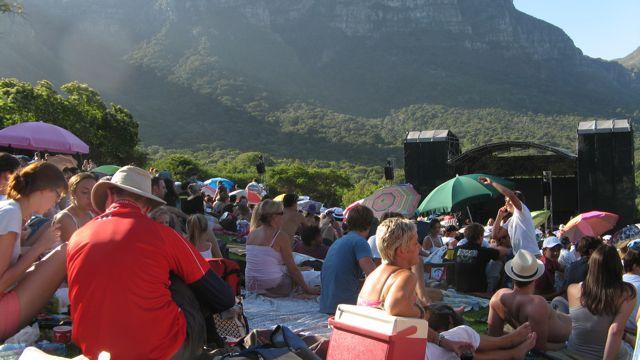 Cape Town Picnic Guide 2012: Picnic Concerts