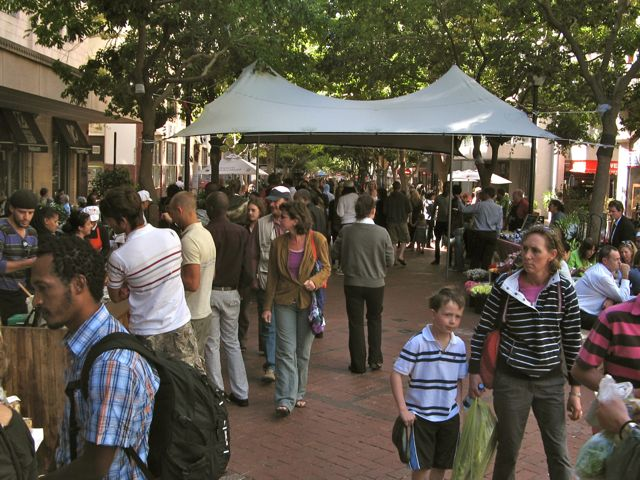 Earth Fair Market (City Bowl)
