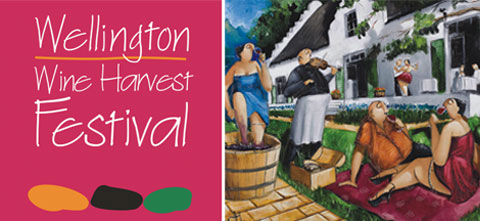Wellington Wine Harvest Festival 2012