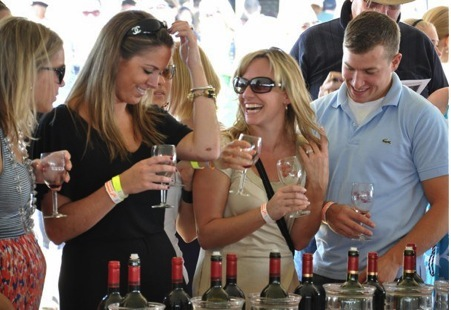 Constantia Food and Wine Festival 2012