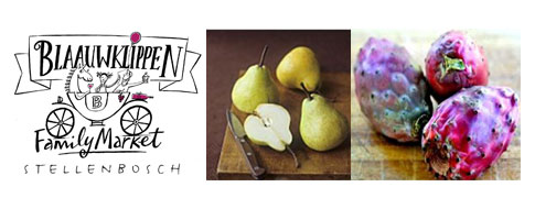 Blaauwklippen Pear & Prickly Pear Day