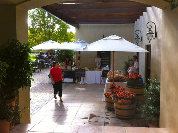 A visit to the Asara Harvest Market