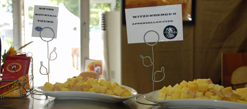 Cheese Festival 2012:  Win Tickets & A Special Festival Prize