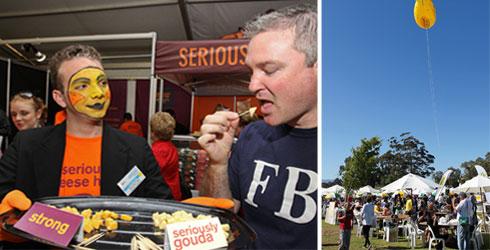 SA Cheese Festival 2012
