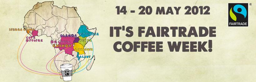 Fairtrade Coffee Week 2012