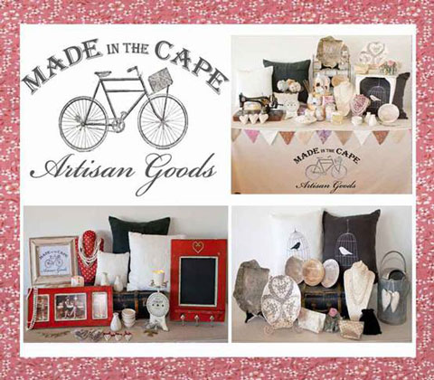 Made in the Cape artisan showcase at Cavendish Square