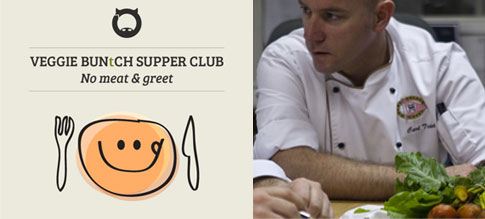 Veggie Buntch Supper Club: Vegan Chef's Table at The Mount Nelson