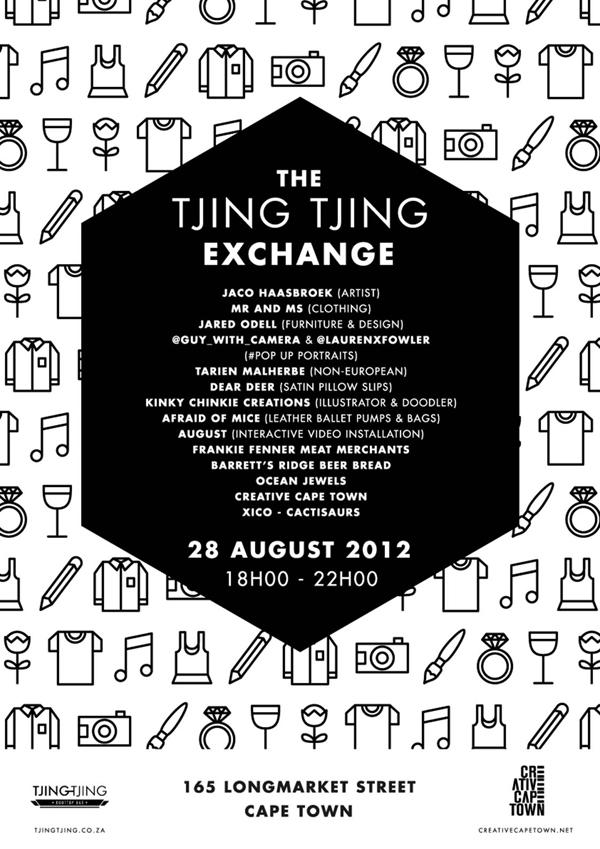 The Tjing Tjing Exchange