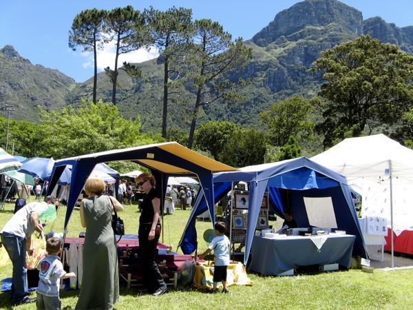 Kirstenbosch Craft Market reopens for summer (2012/2013 season)
