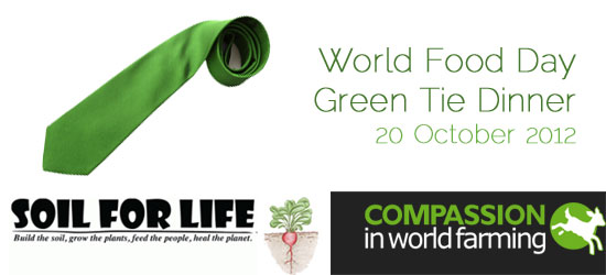 Celebrate World Food Day with Soil For Life and Compassion in World Farming