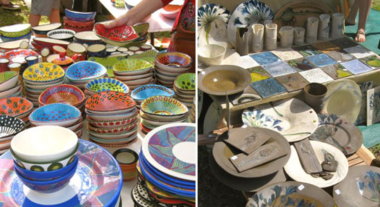 Rondebosch Potters' Market (November 2012)