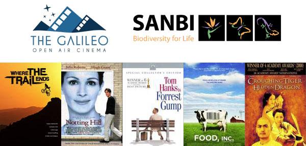 Galileo Open Air Cinema at Kirstenbosch