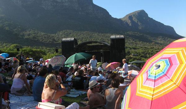 Kirstenbosch Concerts 2012/2013 Season