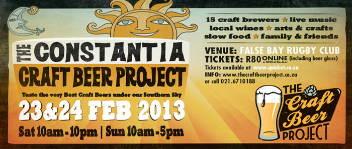 The Constantia Craft Beer Project Festival