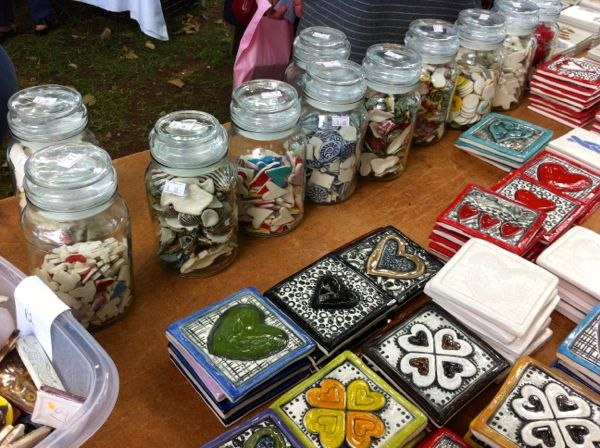 Rondebosch Potters Market – March 2013